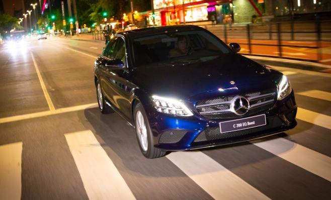 Imagem ilustrativa da notícia: Mercedes-Benz brasileiro tem tecnologia meio híbrida