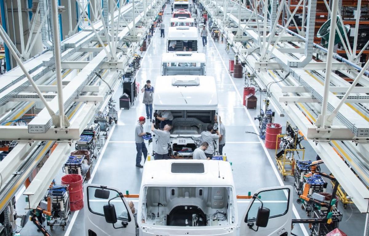 Imagem ilustrativa da notícia: Cadeia de fornecimento é gargalo para fabricantes de caminhões