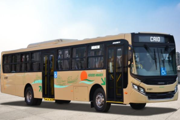 Imagem ilustrativa da notícia: Caio vende 26 ônibus para empresas de SC