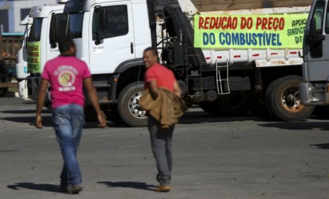 Imagem ilustrativa da notícia: Protestos de caminhoneiros afetam produção de veículos