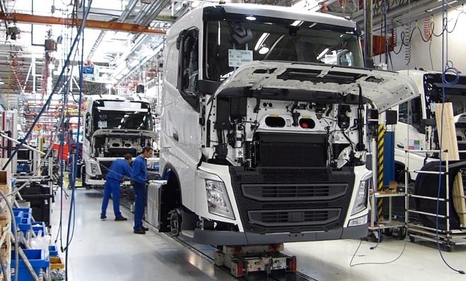 Imagem ilustrativa da notícia: Setor de caminhões registra alta de 31%