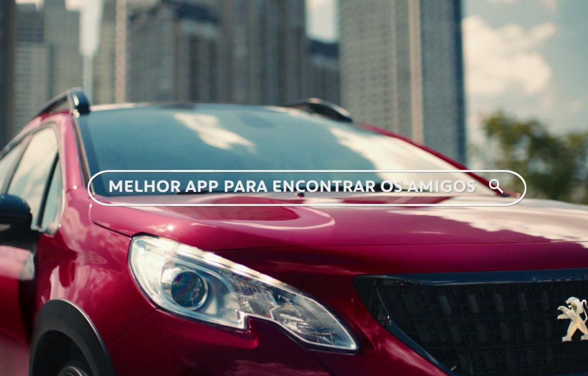 Imagem ilustrativa da notícia: Campanha do Peugeot 2008 brinca com o real e o virtual