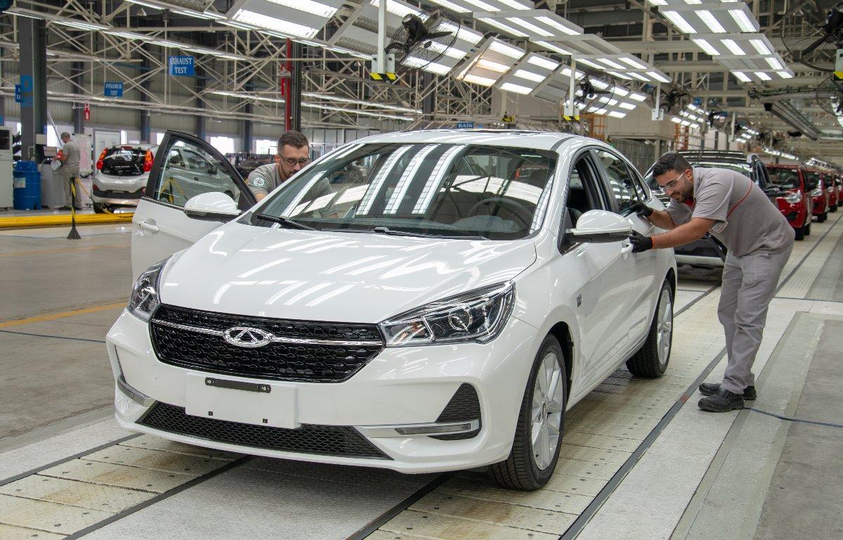 Imagem ilustrativa da notícia: Dois novos veículos Caoa-Chery nacionais a caminho