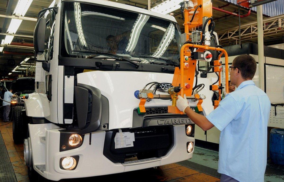 Imagem ilustrativa da notícia: Capital asiático ronda negócio Ford Taboão