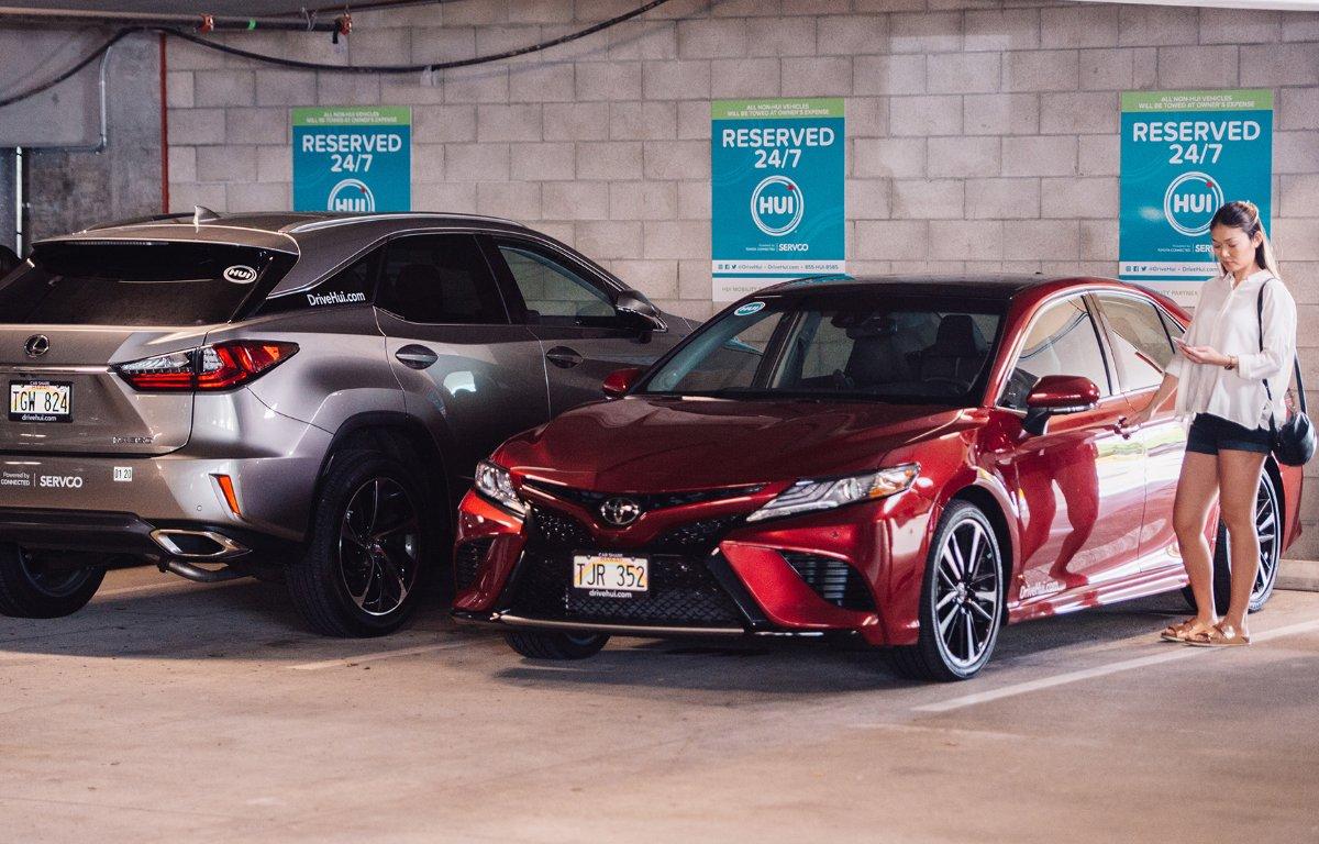 Imagem ilustrativa da notícia: Carsharing da Toyota começa em setembro