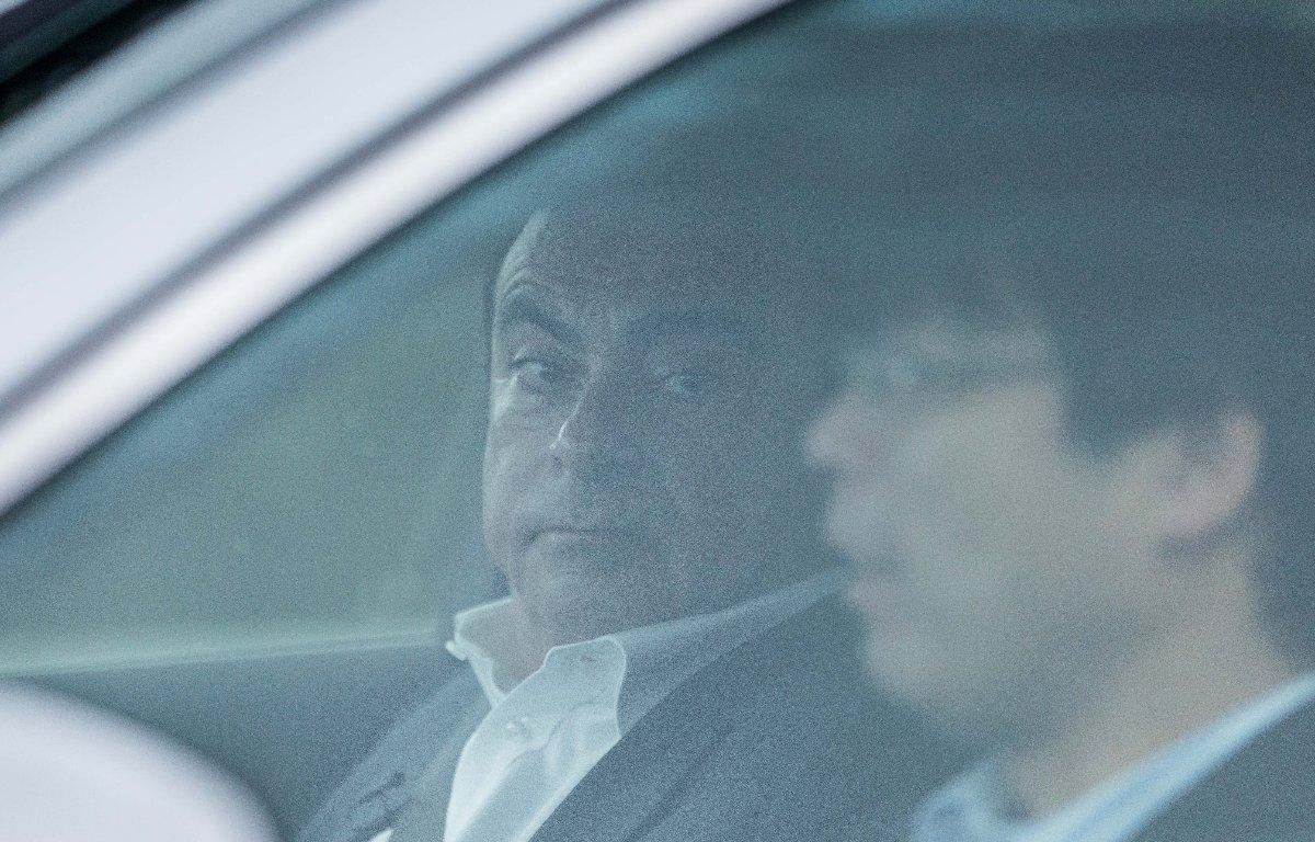 Imagem ilustrativa da notícia: Carlos Ghosn está fora da prisão, em Beirute