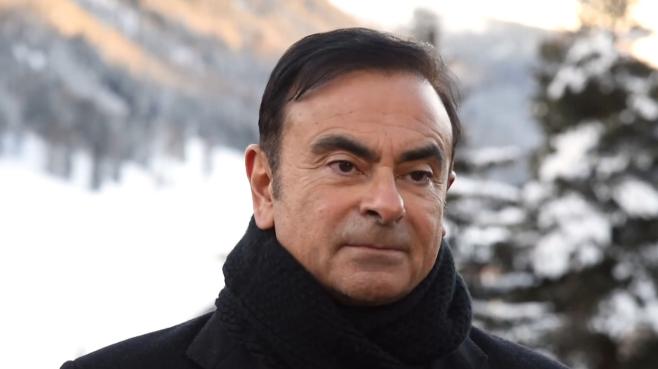 Imagem ilustrativa da notícia: Carlos Ghosn não terá prisão prorrogada