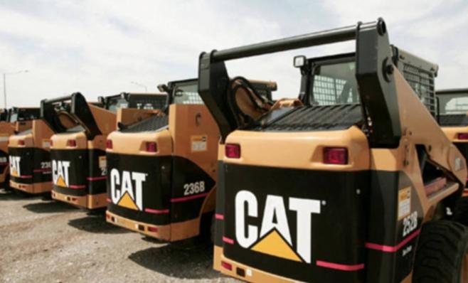 Imagem ilustrativa da notícia: Caterpillar: 50 mil tratores produzidos no Brasil