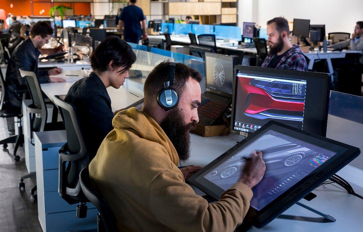 Imagem ilustrativa da notícia: Centro de Design de Betim é responsável por Jeep e RAM