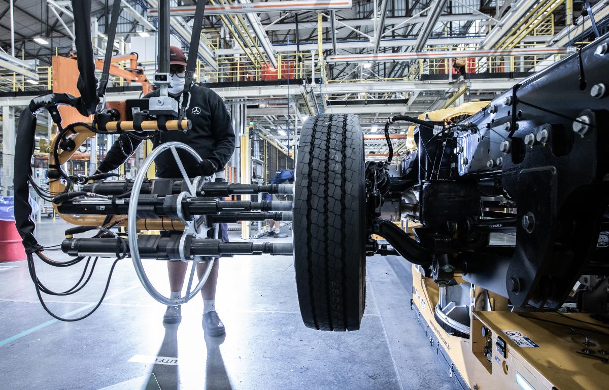 Imagem ilustrativa da notícia: Chassis com novas tecnologias serão produzidos no Brasil