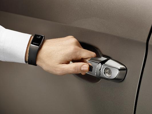 Imagem ilustrativa da notícia: Chave pulseira é novo opcional do Hyundai Creta