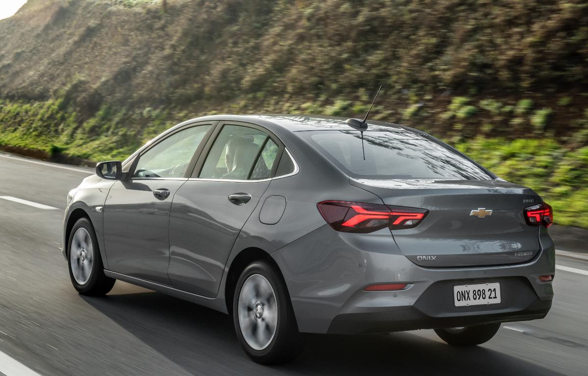 Imagem ilustrativa da notícia: Chevrolet Onix Plus foi o menos desvalorizado do ano