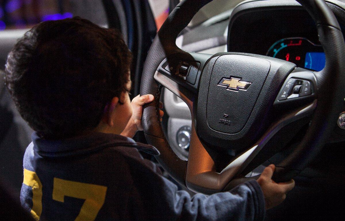 Imagem ilustrativa da notícia: Chevrolet também abandona Salão do Automóvel em 2020