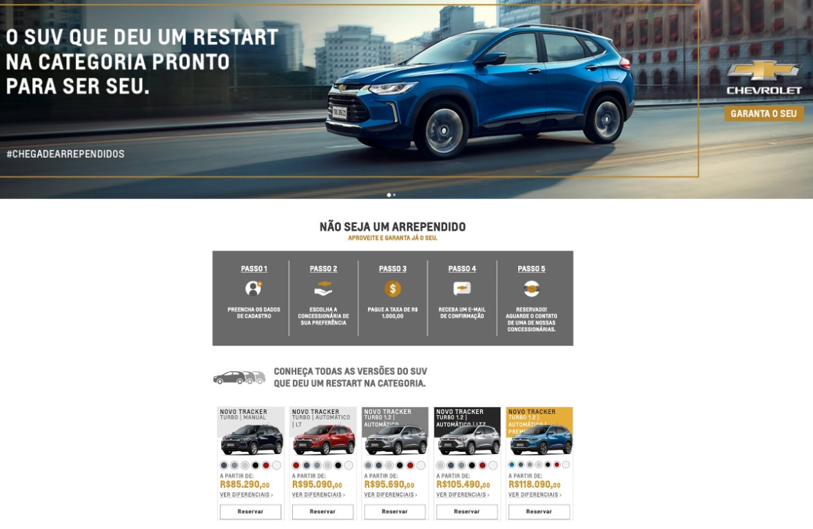 Imagem ilustrativa da notícia: Chevrolet terá loja no Mercado Livre