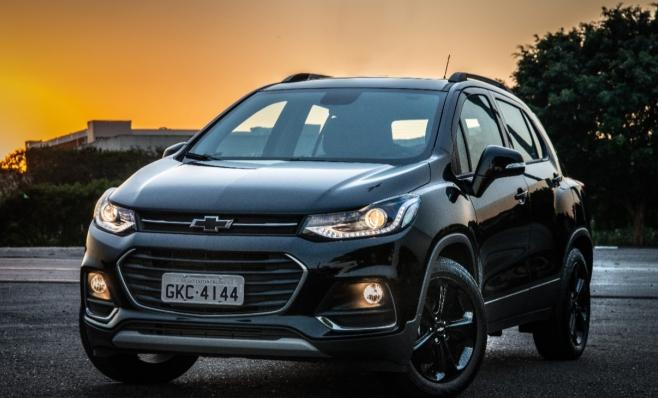 Imagem ilustrativa da notícia: Versão Midnight chega ao Chevrolet Tracker