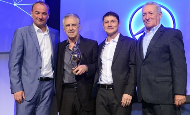Imagem ilustrativa da notícia: Mercedes-Benz premia dezesseis fornecedores