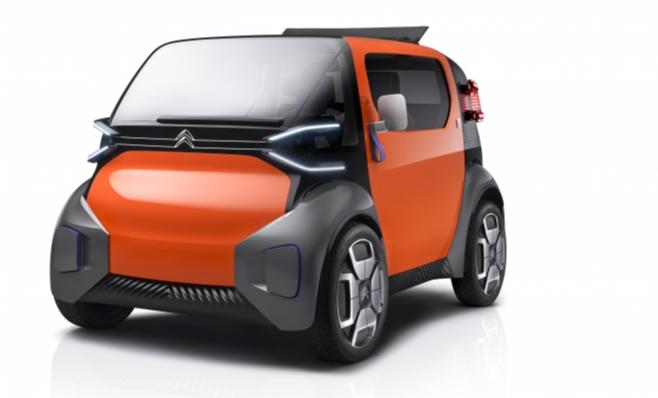 Imagem ilustrativa da notícia: Citroën prepara conceito elétrico para Genebra