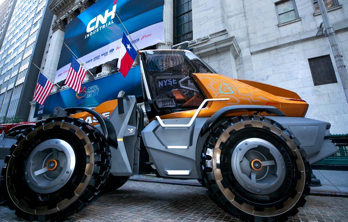 Imagem ilustrativa da notícia: CNH Industrial divide operações para dobrar lucro
