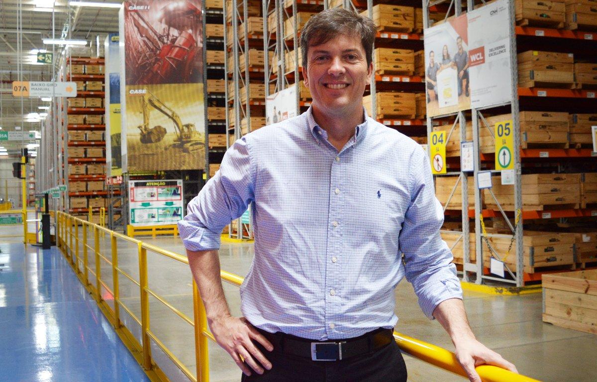 Imagem ilustrativa da notícia: CNH Industrial tem novo diretor de marketing para a reposição