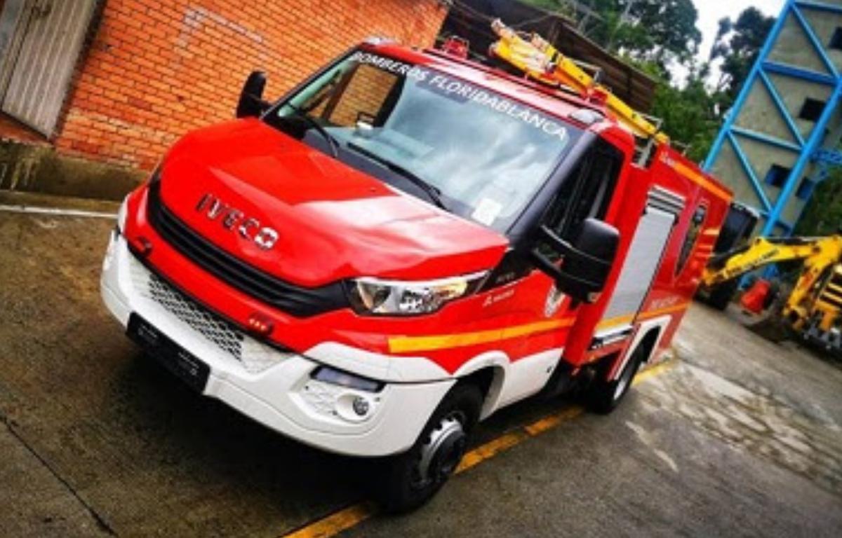 Imagem ilustrativa da notícia: CNH Industrial vende dois veículos Magirus na Colômbia