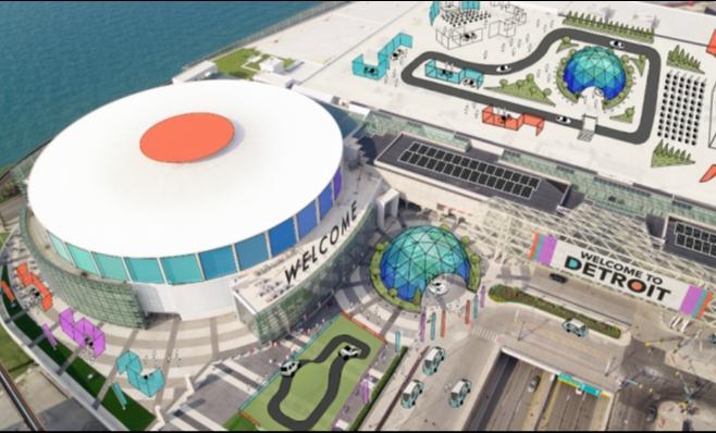 Imagem ilustrativa da notícia: Salão de Detroit terá nova dinâmica a partir de 2020