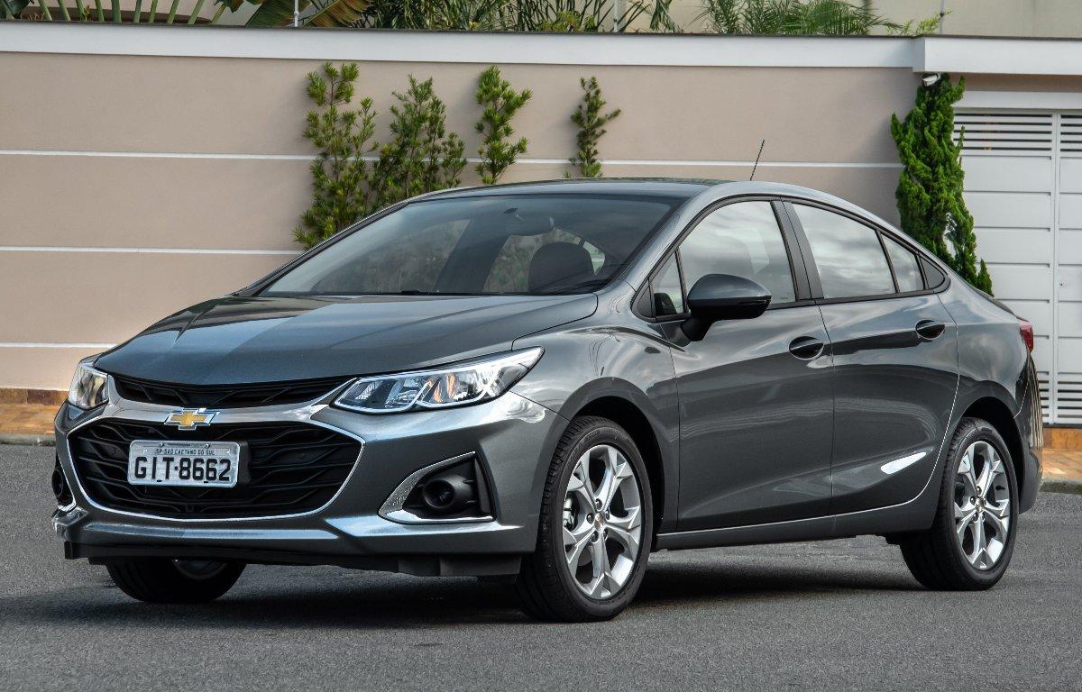 Imagem ilustrativa da notícia: Chevrolet Cruze de entrada também oferece wi-fi