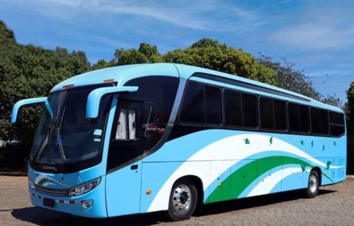Imagem ilustrativa da notícia: Mercedes-Benz exporta primeiro ônibus rodoviário para a Costa Rica