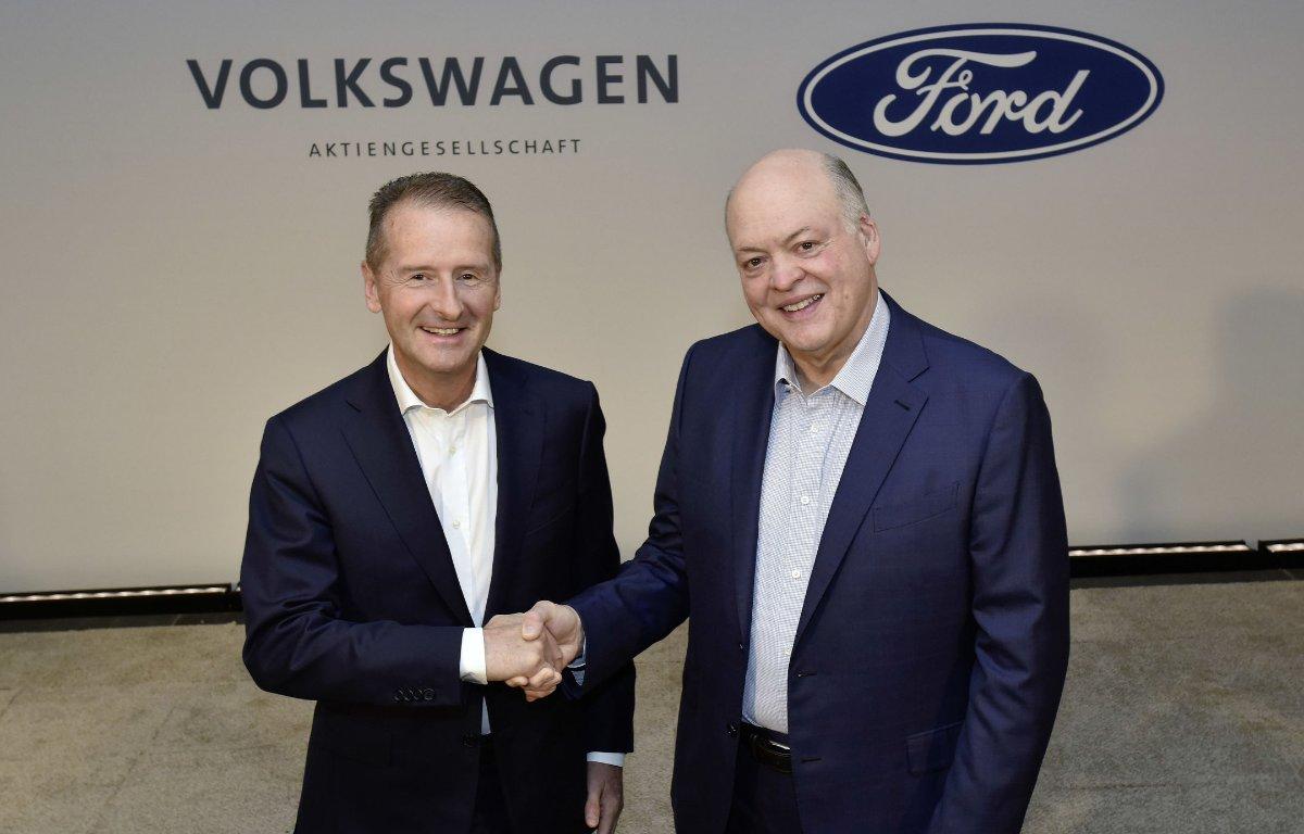 Imagem ilustrativa da notícia: Congelado o projeto de picape Ford-Volkswagen na Argentina