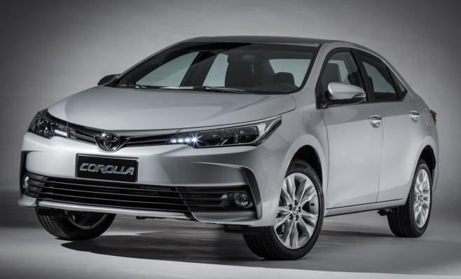 Imagem ilustrativa da notícia: Toyota é a marca líder mundial de vendas em 2017