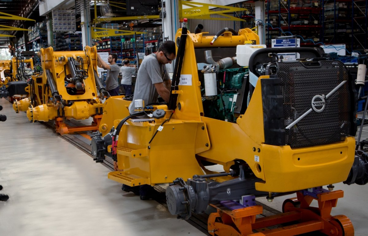 Imagem ilustrativa da notícia: Cresce investimento no setor de máquinas