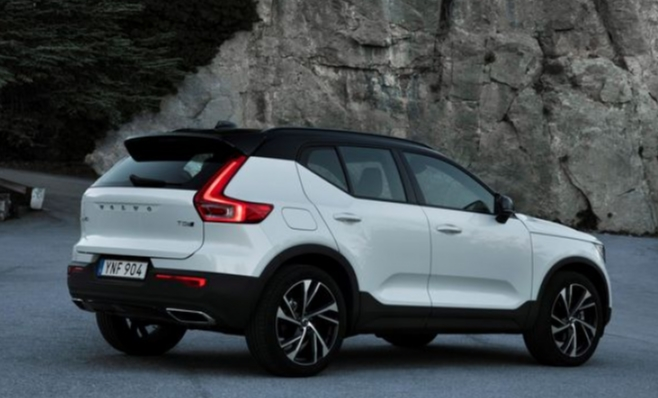Imagem ilustrativa da notícia: Volvo inicia pré-venda do XC40 no Brasil