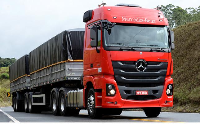 Imagem ilustrativa da notícia: Fôlego para o segmento de caminhões