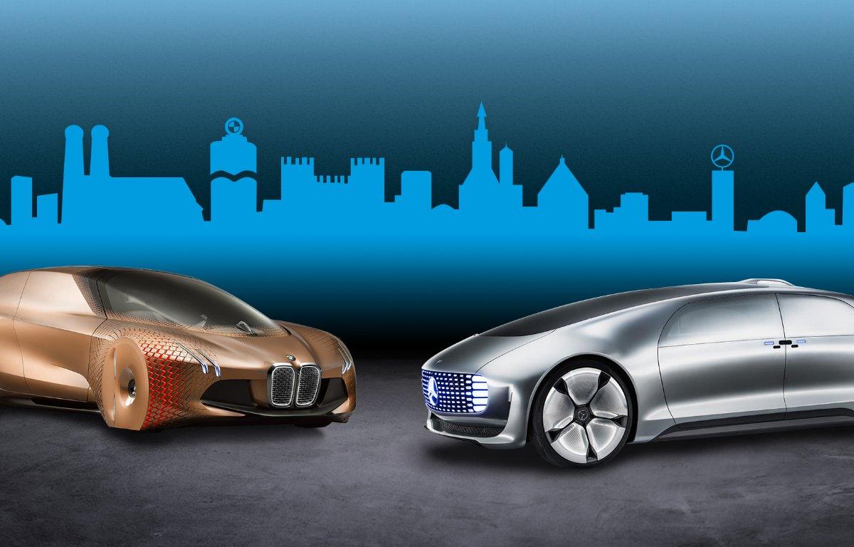 Imagem ilustrativa da notícia: Daimler e BMW unem forças por autônomos