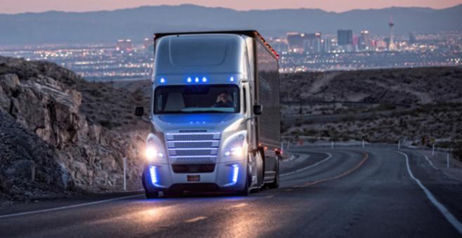 Imagem ilustrativa da notícia: Daimler Trucks investe € 500 mi em condução autônoma