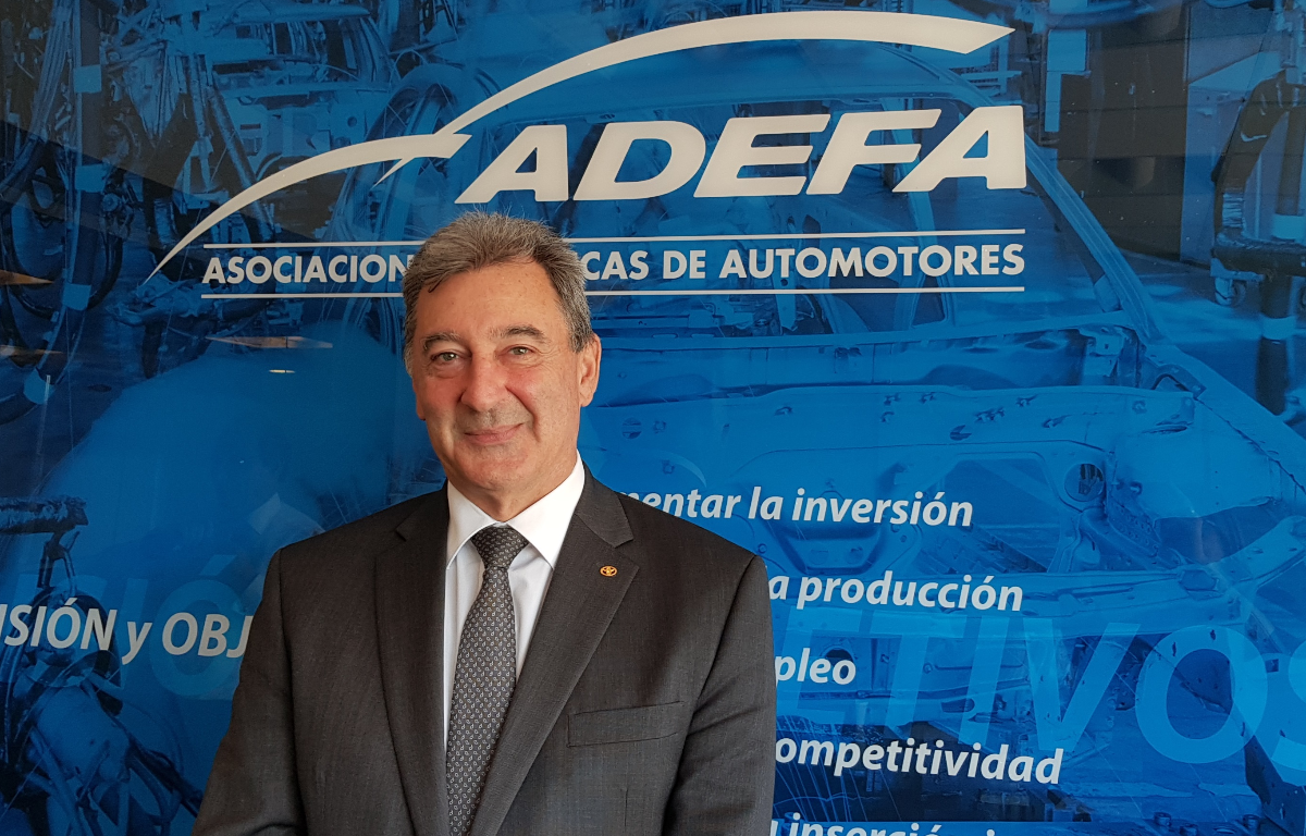 Imagem ilustrativa da notícia: Daniel Herrero substitui Gabriel López na Adefa