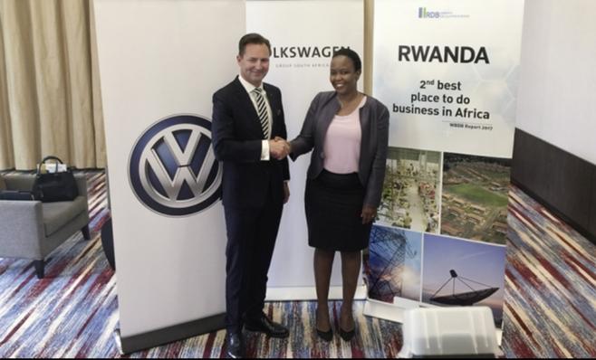 Imagem ilustrativa da notícia: Volkswagen terá divisão de serviços em Ruanda