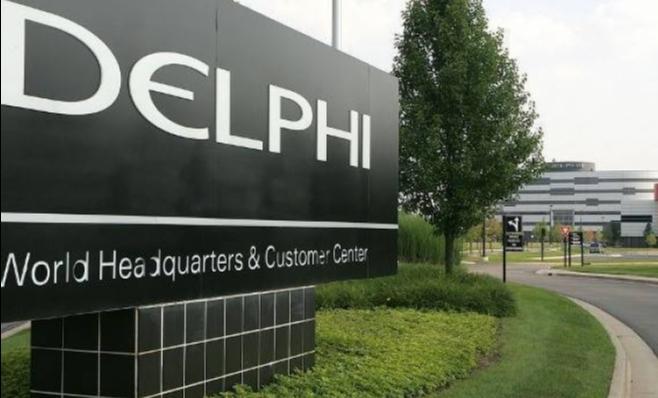Imagem ilustrativa da notícia: Delphi chega a US$ 1,3 bilhão de receita, alta de 5% em jan-mar