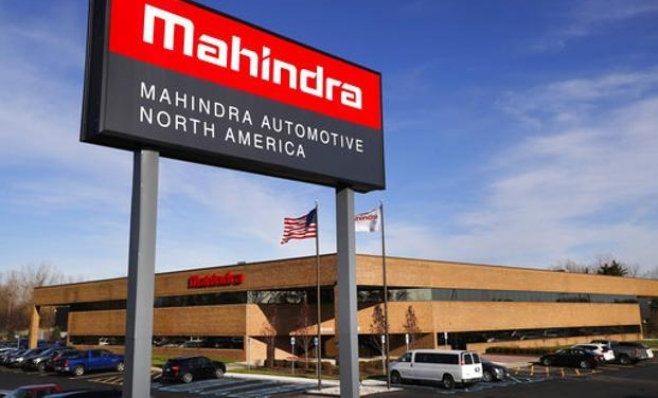 Imagem ilustrativa da notícia: Detroit festeja Mahindra e sua fábrica na cidade: a primeira em 25 anos.