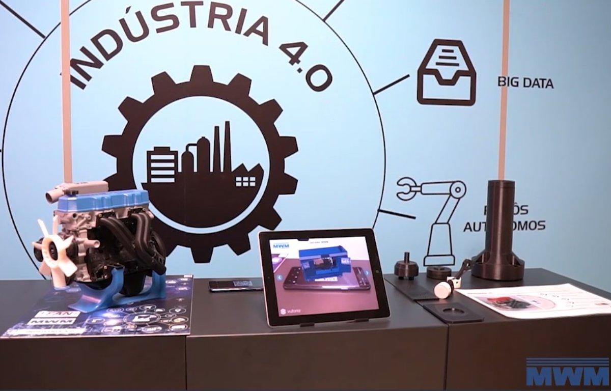 Imagem ilustrativa da notícia: Digital Lab da MWM já opera com 100% da capacidade