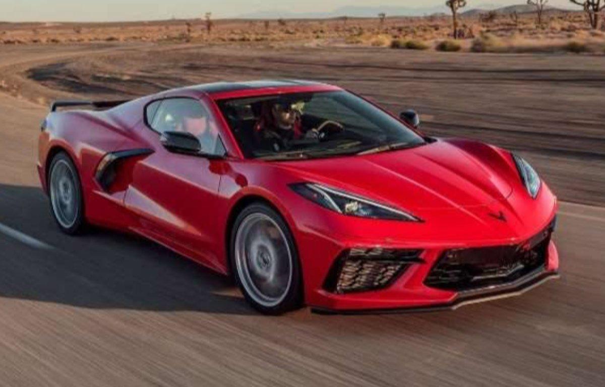 Imagem ilustrativa da notícia: Catorze Chevrolet Corvette já foram vendidos