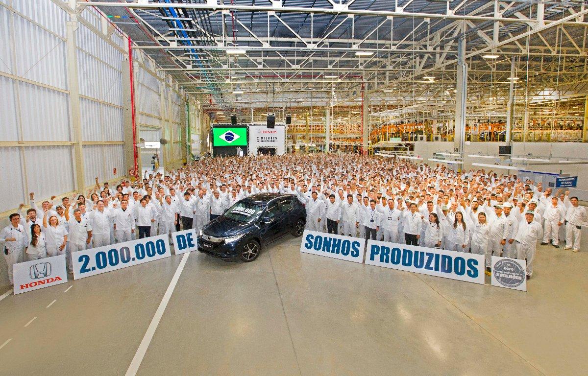 Imagem ilustrativa da notícia: Dois milhões de carros brasileiros