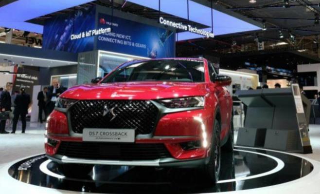 Imagem ilustrativa da notícia: PSA e Huawei revelam primeiro veículo conectado
