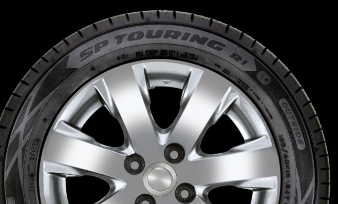 Imagem ilustrativa da notícia: Dunlop lança pneu para hatches e sedãs