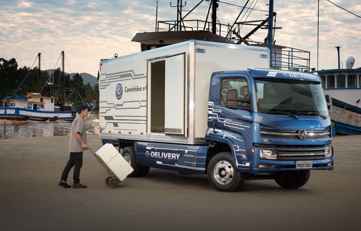 Imagem ilustrativa da notícia: e-Delivery chama a atenção fora do País