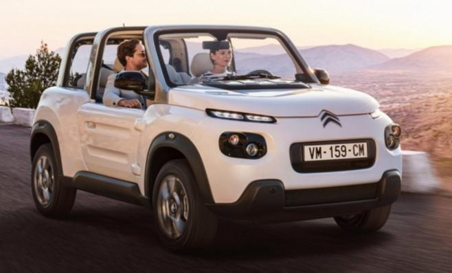 Imagem ilustrativa da notícia: Citroën terá toda linha elétrica até 2025