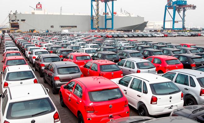 Imagem ilustrativa da notícia: Exportações batem recorde histórico