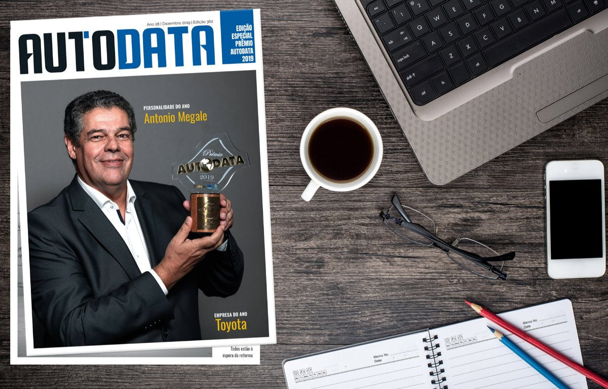 Imagem ilustrativa da notícia: Edição especial de AutoData está no ar