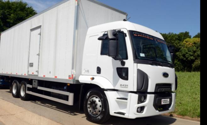 Imagem ilustrativa da notícia: Ford vende 50 caminhões na Agrishow