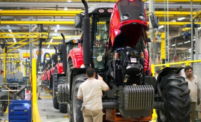 Imagem ilustrativa da notícia: Máquinas: retomada virá no segundo semestre.