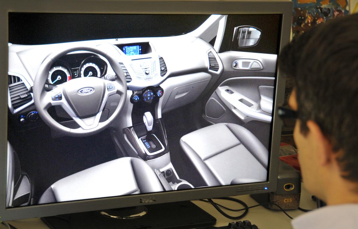 Imagem ilustrativa da notícia: Engenharia brasileira Ford segue ativa e exportando desenvolvimento